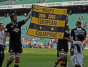 Twickenham, Great Britain. during the 2007 Heineken Cup Final, between Leicester Tigers and London Wasps. RFU Stadium, London,  Sun 20.05.2007. [Credit: Peter Spurrier/Intersport Images]   [Mandatory Credit, Peter Spurier/ Intersport Images].