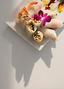 Shrimp springrolls