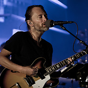 Thom Yorke of Radiohead, in Los Angeles.
