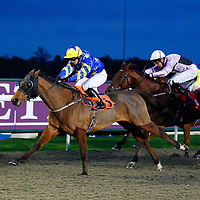 Royal Etiquette and Kirsty Milczarek winning the 4.35 race