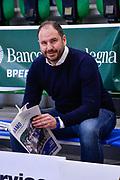 Andrea Diana<br /> Banco di Sardegna Dinamo Sassari - Germani Basket Leonessa Brescia<br /> Legabasket Serie A LBA PosteMobile 2017/2018<br /> Sassari, 08/04/2018<br /> Foto L.Canu / Ciamillo-Castoria