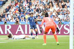 June 10, 2019: Paris, France: Sameshima of Japan during match against Argentina game valid for group D of the first phase of the Women's Soccer World Cup in the Parc Des Princes. (Credit Image: © Vanessa Carvalho/ZUMA Wire)