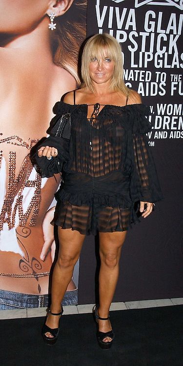 MEG MATHEWS at a party to celebrate Pamela Anderson's new role as spokesperson and newest face of the MAC Aids Fund's Viva Glam V Campaign held at Home House, Portman Square, London on 21st April 2005.<br /><br />NON EXCLUSIVE - WORLD RIGHTS