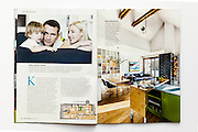 M jak Mieszkanie 6/2014 interior magazine professional photography by Piotr Gesicki
