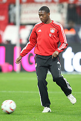 14.11.2010, Allianz Arena, Muenchen, GER, 1.FBL, FC Bayern Muenchen vs 1.FC Nuernberg, im Bild  David Alaba (Bayern #27) , EXPA Pictures © 2010, PhotoCredit: EXPA/ nph/  Straubmeier+++++ ATTENTION - OUT OF GER +++++