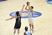 DESCRIZIONE : Eurolega Euroleague 2014/15 Gir.A Dinamo Banco di Sardegna Sassari - Real Madrid<br /> GIOCATORE : Massimo Chessa<br /> CATEGORIA : Tiro Tre Punti<br /> SQUADRA : Dinamo Banco di Sardegna Sassari<br /> EVENTO : Eurolega Euroleague 2014/2015<br /> GARA : Dinamo Banco di Sardegna Sassari - Real Madrid<br /> DATA : 12/12/2014<br /> SPORT : Pallacanestro <br /> AUTORE : Agenzia Ciamillo-Castoria / Luigi Canu<br /> Galleria : Eurolega Euroleague 2014/2015<br /> Fotonotizia : Eurolega Euroleague 2014/15 Gir.A Dinamo Banco di Sardegna Sassari - Real Madrid<br /> Predefinita :