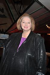 Costa Novel Award Winner and Winner of the 2012 Costa Book Award HILARY MANTEL at the Costa Book Awards 2012 held at Quaglino's, 16 Bury Street, London SW1 on 29th January 2013.