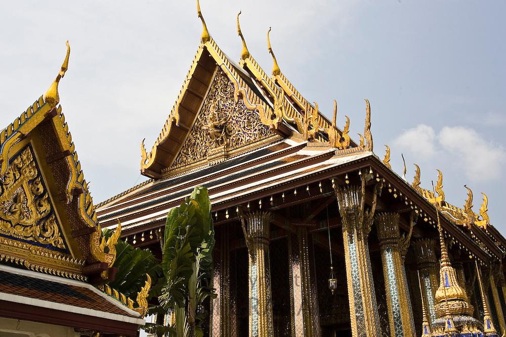 Royal Chapel of the Emerald Buddha, Bangkok, Thailand