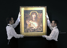 DEC 05 2014 Dante Gabriel Rossetti  Venus Verticordia to be auctioned