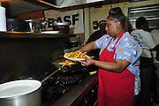 Doe's Eat Place.© Suzi Altman/TheOneMediaGroup