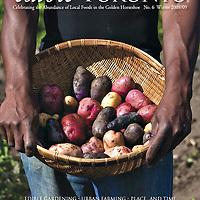 Cover for Edible Toronto:  Winter 2008/2009