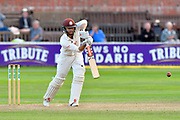 Ben Foakes of Surrey batting during the opening day of the Specsavers County Champ Div 1 match between Somerset County Cricket Club and Surrey County Cricket Club at the Cooper Associates County Ground, Taunton, United Kingdom on 18 September 2018.