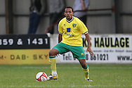 Corey Smith of Norwich in action during a pre season friendly at New Lodge Stadium, Billericay...Picture by Paul Chesterton/Focus Images Ltd.  07904 640267.4/8/11