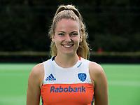 UTRECHT - Maartje Krekelaar.  Trainingsgroep Nederlands Hockeyteam dames in aanloop van het WK   COPYRIGHT  KOEN SUYK