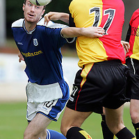 St Johnstone v Partick Thistle....25.09.04<br />