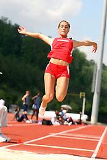 Heptathalon - Long Jump