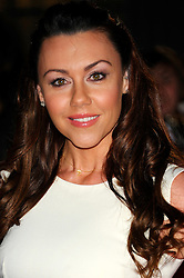 Michelle Heaton at the premiere of The Hunger Games in  London, Wednesday 14th March 2012. Photo by: i-Images