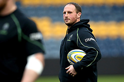 Academy Forwards Transition Coach Mike Hill - Mandatory by-line: Robbie Stephenson/JMP - 03/04/2017 - RUGBY - Sixways Stadium - Worcester, England - Worcester Cavaliers v Wasps A - Aviva A League