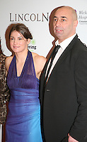 Katie Taylor, Peter Taylor  at the Lincoln film premiere Savoy Cinema in Dublin, Ireland. Sunday 20th January 2013.
