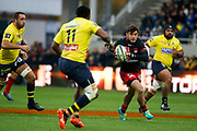 Alexis Palisson to LOU, Alivereti Raka to ASM during the French championship Top 14 Rugby Union match between ASM Clermont and Lyon OU on November 18, 2017 at Marcel Michelin stadium in Clermont-Ferrand, France - Photo Romain Biard / Isports / ProSportsImages / DPPI