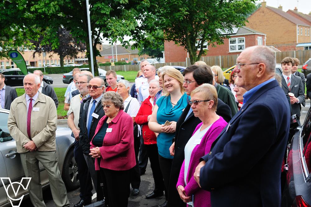 Official opening of the new Lincolnshire Co-operative food store and post office in Old Leake, near Boston.<br /> <br /> Picture: Chris Vaughan/Chris Vaughan Photography<br /> Date: June 16, 2016
