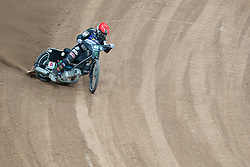 May 12, 2018 - Warsaw, Poland - Tai Woffinden (GBR) during 1st round of Speedway World Championships Grand Prix Poland in Warsaw, Poland, on 12 May 2018. (Credit Image: © Foto Olimpik/NurPhoto via ZUMA Press)