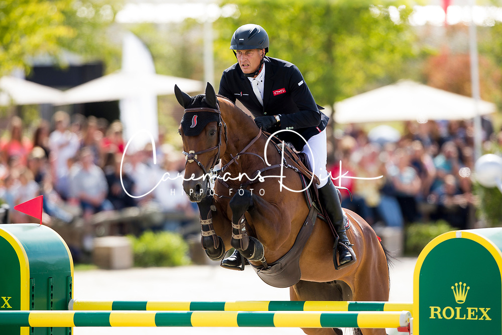 Houtzager Marc, NED, Sterrehofs Dante<br /> Brussels Stephex Masters<br /> © Hippo Foto - Sharon Vandeput<br /> 1/09/19