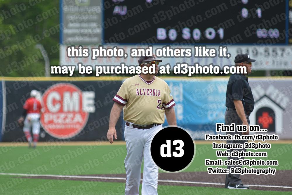 NCAA Division III Baseball South Regional: LaGrange University vs. Alvernia University.
