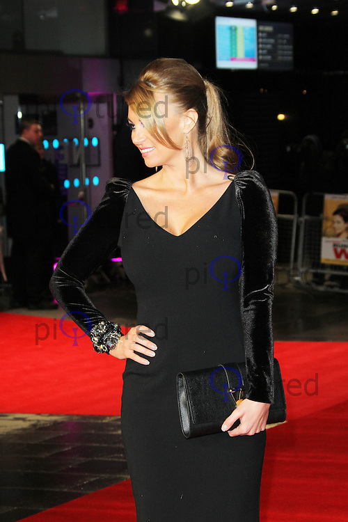 Billi Mucklow, Run For Your Wife - World Film Premiere, Odeon Cinema Leicester Square, London UK, 05 February 2013, (Photo by Richard Goldschmidt)