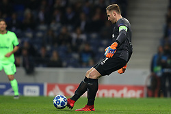 November 28, 2018 - Porto, Porto, Portugal - Ralf Fahrmann goalkeper of FC Schalke 04 in action during the UEFA Champions League, match between FC Porto and FC Schalke 04, at Dragao Stadium in Porto on November 28, 2018 in Porto, Portugal. (Credit Image: © Dpi/NurPhoto via ZUMA Press)