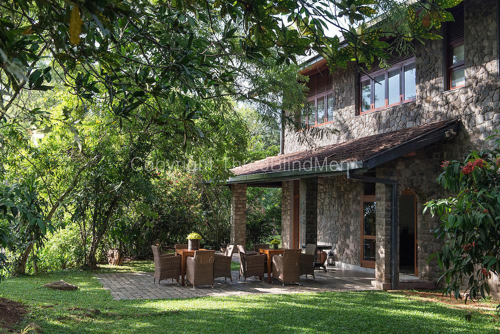 Stone House Lodge.