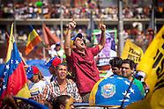 Marcha Heroica - Capriles Radonski