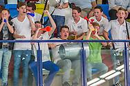 27-04-2014 : WATERPOLO : GZC DONK - AZC : GOUDA<br /> <br /> <br /> Play-offs Eredivisie Heren - Seizoen 2013/2014<br /> <br /> Foto: Gertjan Kooij