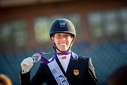 Shoemaker Kate, USA, Solitair<br /> World Equestrian Games - Tryon 2018<br /> © Hippo Foto - Sharon Vandeput<br /> 22/09/2018