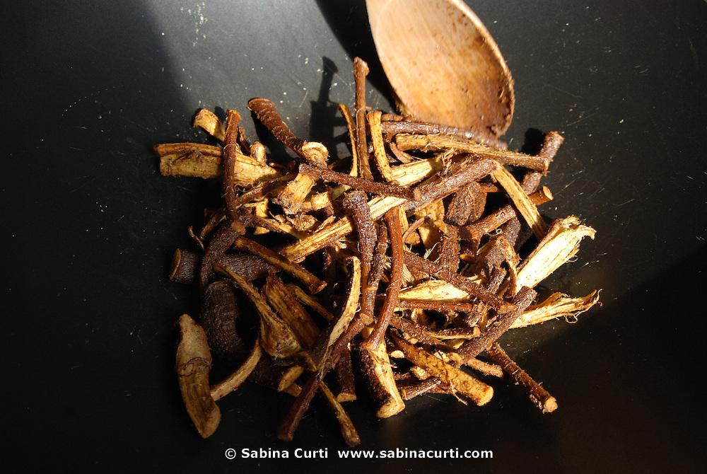 honey-fried Gan Cao