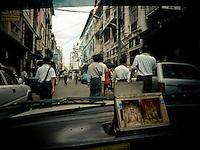 Yangon (Rangoon), Burma, 2008.