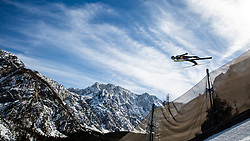 Ziga Jelar (SLO) during the 1st Round of the Ski Flying Hill Individual Competition at Day 2 of FIS Ski Jumping World Cup Final 2019, on March 22, 2019 in Planica, Slovenia.  Photo by Matic Ritonja / Sportida