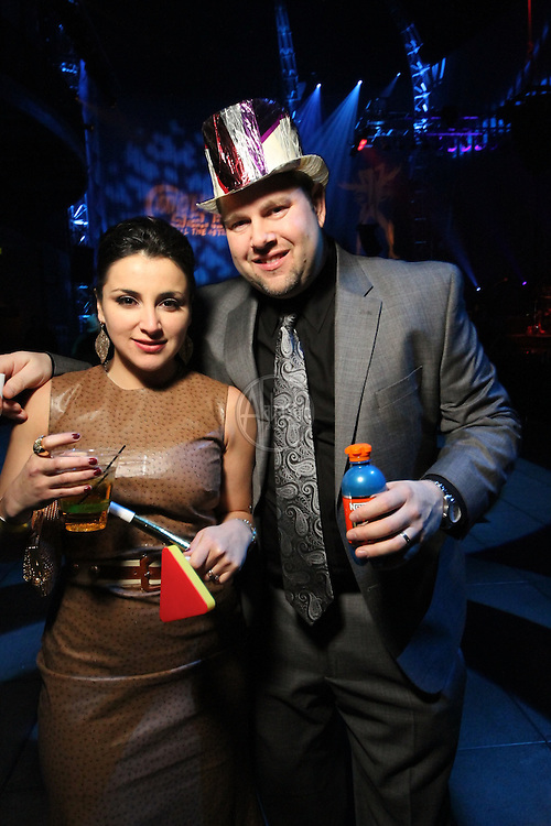 The 9th Annual Indulgence 2011 at the EMP: Seattle's Largest New Year's Eve Bash.