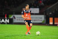 Daniel CONGRE - 21.03.2015 - Evian Thonon / Montpellier - 30eme journee de Ligue 1 -<br />Photo : Jean Paul Thomas / Icon Sport