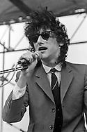 John Cooper Clarke, Alexander Palace London. 15-06-1980.