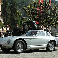 1954 Alfa Romeo 2000 Sportiva Scaglione-Bertone, Concorso d'Eleganza Villa d'Este Italy 2010