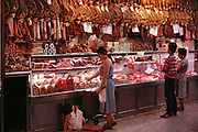 Meat Market, Valencia, Spain.