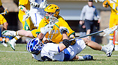 Duke vs Siena men's Lacrosse NCAA Feb 12 2011