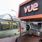 NLD/Hilversum/20160621 - Filmpremiere Independence Day Resurgence, Duitse Northrop NF-5