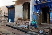 The old city of Jodhpur