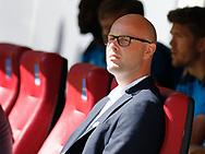 FODBOLD: Cheftræner Claus Nørgaard (SønderjyskE) før  kampen i ALKA Superligaen mellem FC København og SønderjyskE den 28. maj 2017 i Telia Parken, København. Foto: Claus Birch