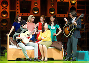 Sunny Afternoon .Ray Davies&rsquo; extraordinary life story told with Music and Lyrics by Ray Davies, a new Book by Joe Penhall, Direction by Edward Hall and Design by Miriam Buether, Sunny Afternoon explores the rise to stardom of The Kinks. Set against the back-drop of a Britain caught mid-swing between the conservative 50s and riotous 60s, this production explores the euphoric highs and agonising lows of one of Britain&rsquo;s most iconic bands and the irresistible music that influenced generations.<br /> <br /> at Hampstead Theatre, London, Great Britain <br /> Press photocall<br /> 25th April 2014 <br /> <br /> <br /> <br /> Music &amp; Lyrics by <br /> RAY DAVIES<br /> <br /> BOOK by <br /> JOE PENHALL<br /> <br /> ORIGINAL STORY BY<br /> RAY DAVIES<br /> <br /> DIRECTOR<br /> EDWARD HALL<br /> <br /> <br /> John Dagleish<br /> as RAY<br />  <br /> SISTER<br /> CARLY ANDERSON<br /> <br /> Philip Bird<br /> MR DAVIES<br /> <br /> Ben Caplan<br /> KASSNER<br /> <br /> Ned Derrington<br /> as PETE<br /> <br /> Lillie Flynn<br /> RASA<br /> <br /> Emily Goodenough<br /> SISTER<br /> <br /> Helen Hobson<br /> MRS DAVIES<br /> <br /> Vince Leigh<br /> LARRY PAGE<br /> <br /> George Maguire<br /> DAVE<br /> <br /> Amy Ross<br /> SISTER<br /> <br /> <br /> Adam Sopp<br /> MICK<br /> <br /> Marvin Springer<br /> PIVEN<br /> <br /> Dominic Tighe<br /> WACE<br /> <br /> Tam Williams<br /> COLLINS