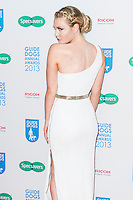 Camilla Kerslake,Guide Dog of the Year Awards and Charity Ball, London Hilton, Park Lane, London UK, 11 December 2013, Photo by Raimondas Kazenas