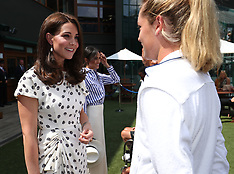 Royals @ Wimbledon 2018 - Day Twelve 14 July 2018
