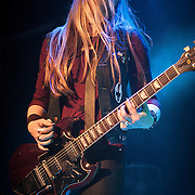 Electric Wizard performs at Baltimore Soundstage on April 1, 2015